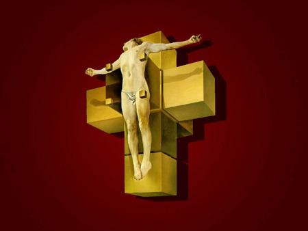 Dalii Crucifixion - Wide