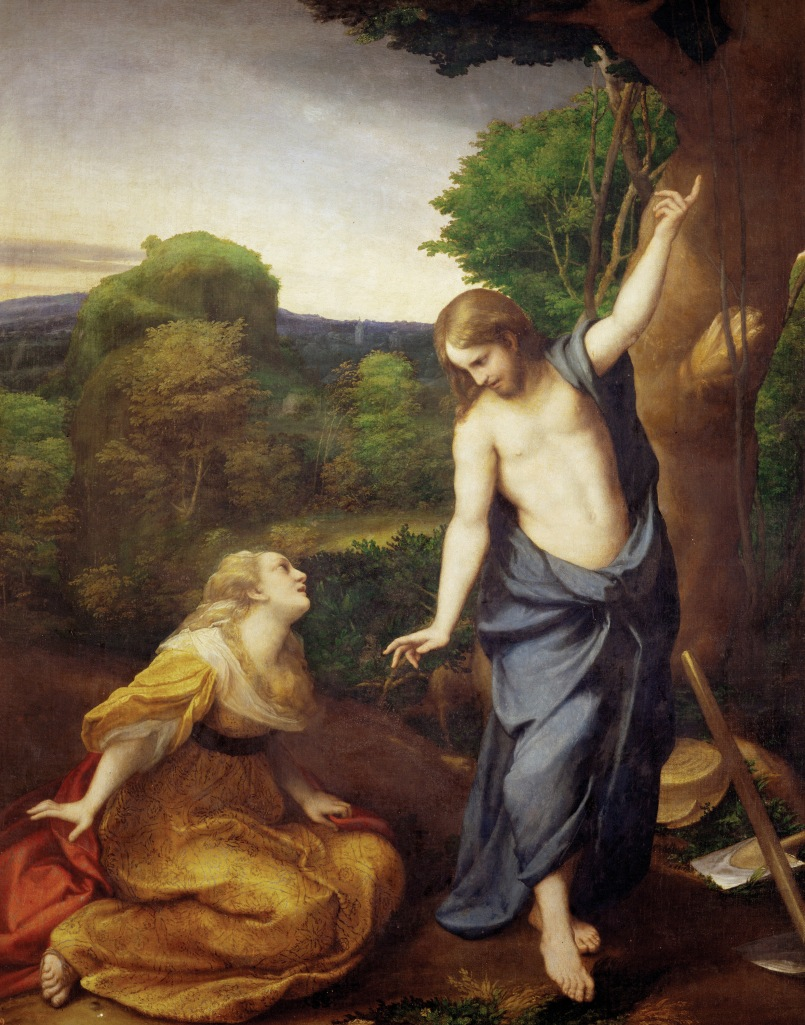 Correggio(Antonio Allegri) (1489-1534)