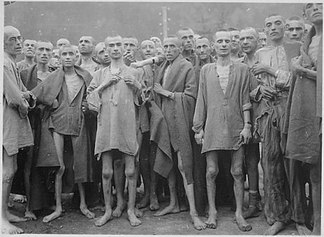 Concentration Camp Inmates