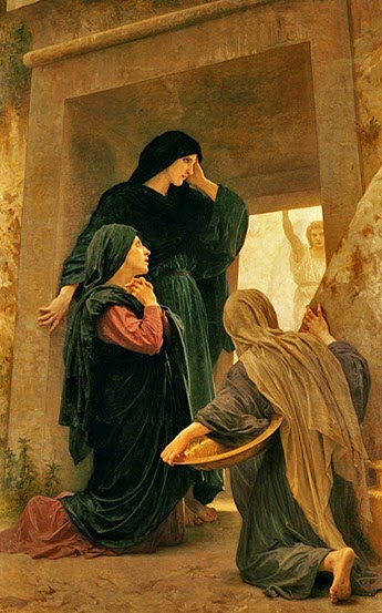 The Two Mary's and Salome - Mark 16:1