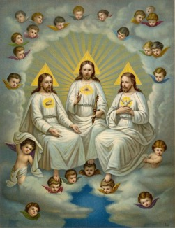 the three persons of the trinity Having determined that god is spirit, we may now contemplate the question of  the trinity we are told that the trinity is god in three persons jesus christ is a.